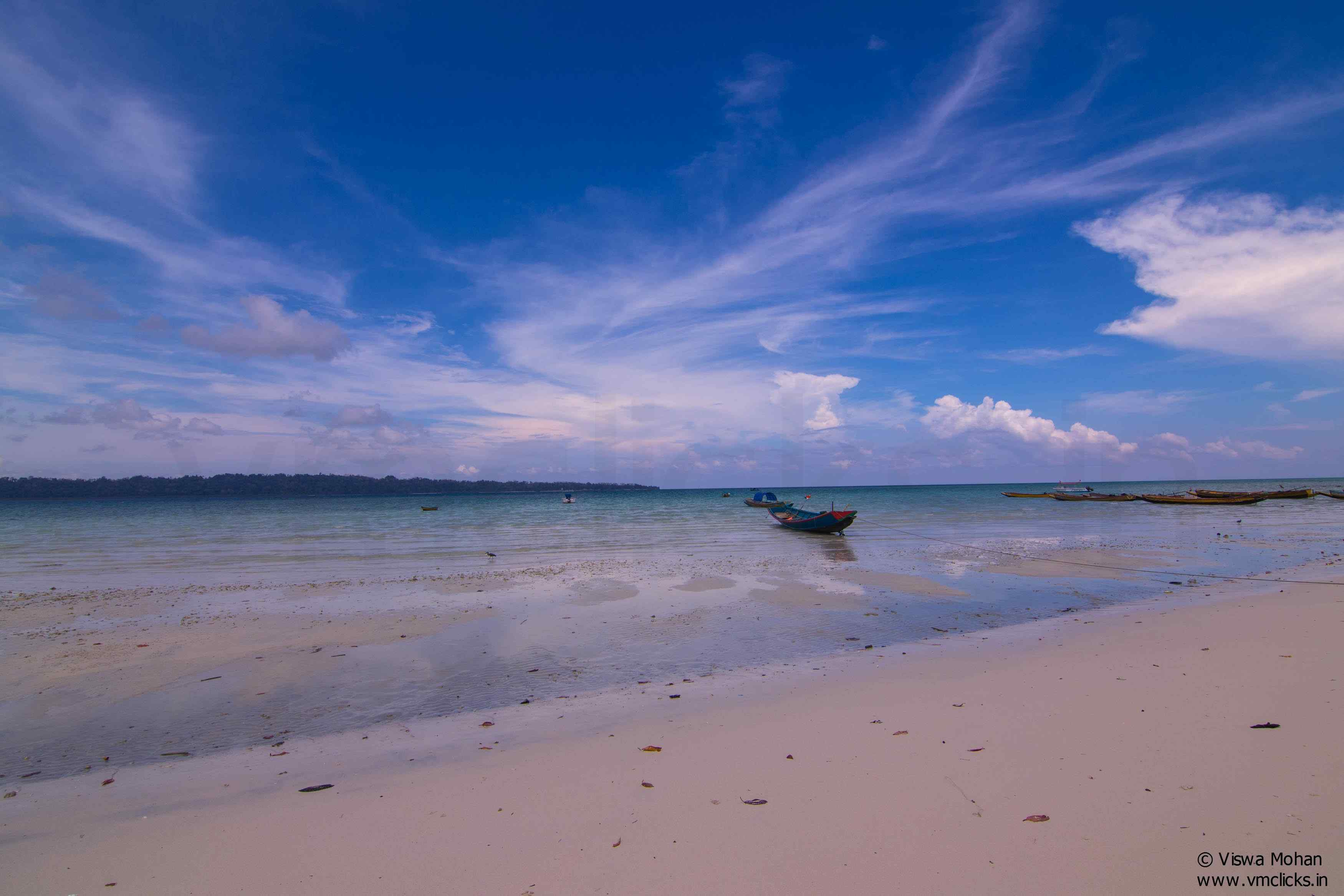 Havelock Islands _ Through Wide Angle Lens