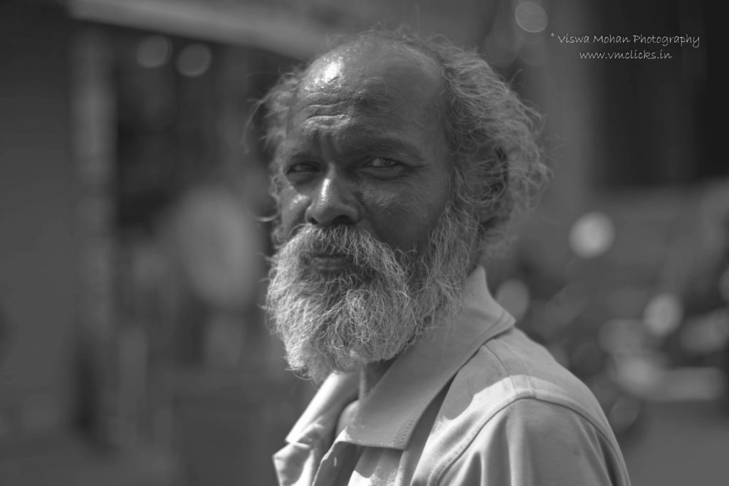 Street Side shopkeeper – Elderly Man