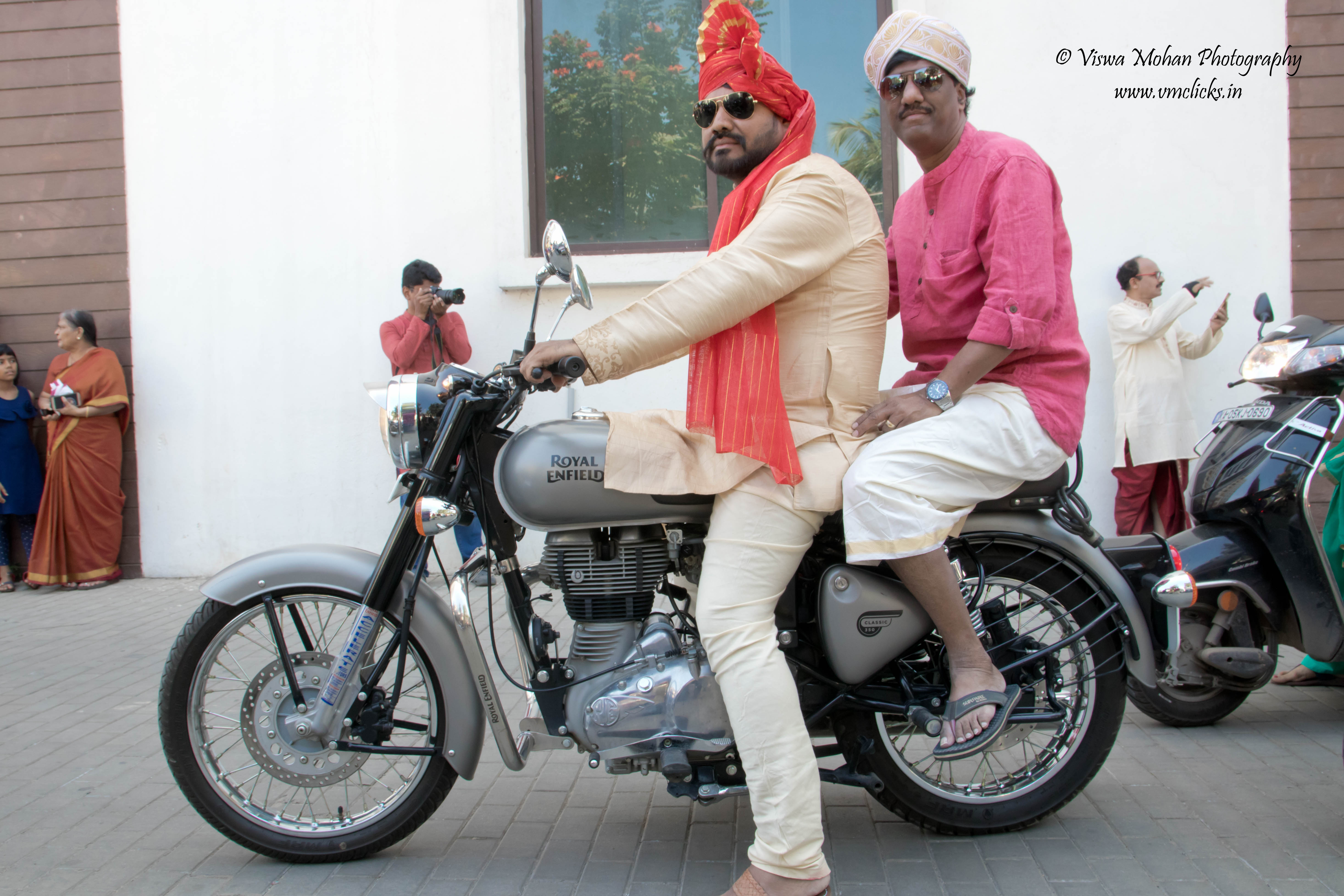 Indian Traditional Men @ Bike Rally 2019