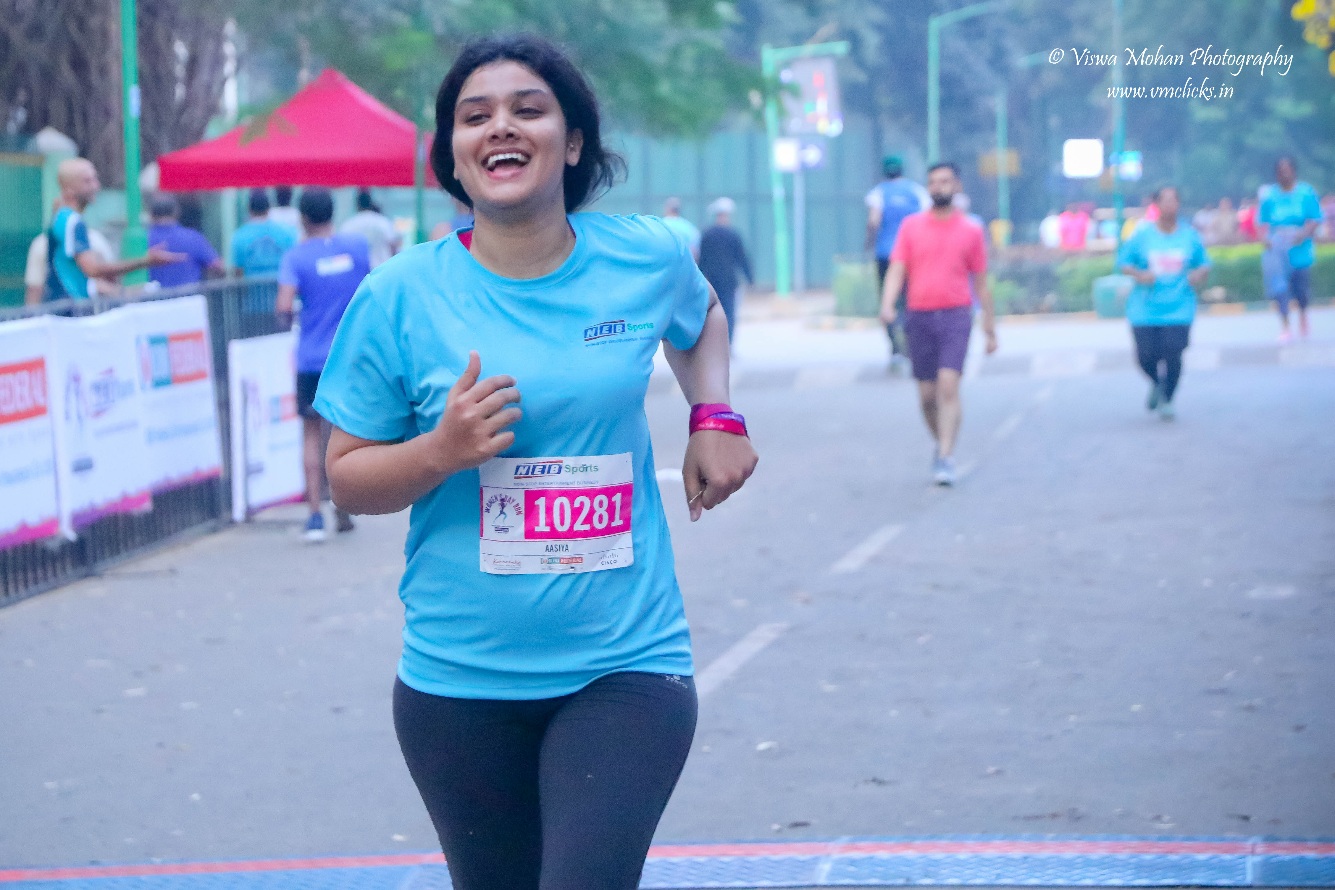 Marathon @ Women's Day Run