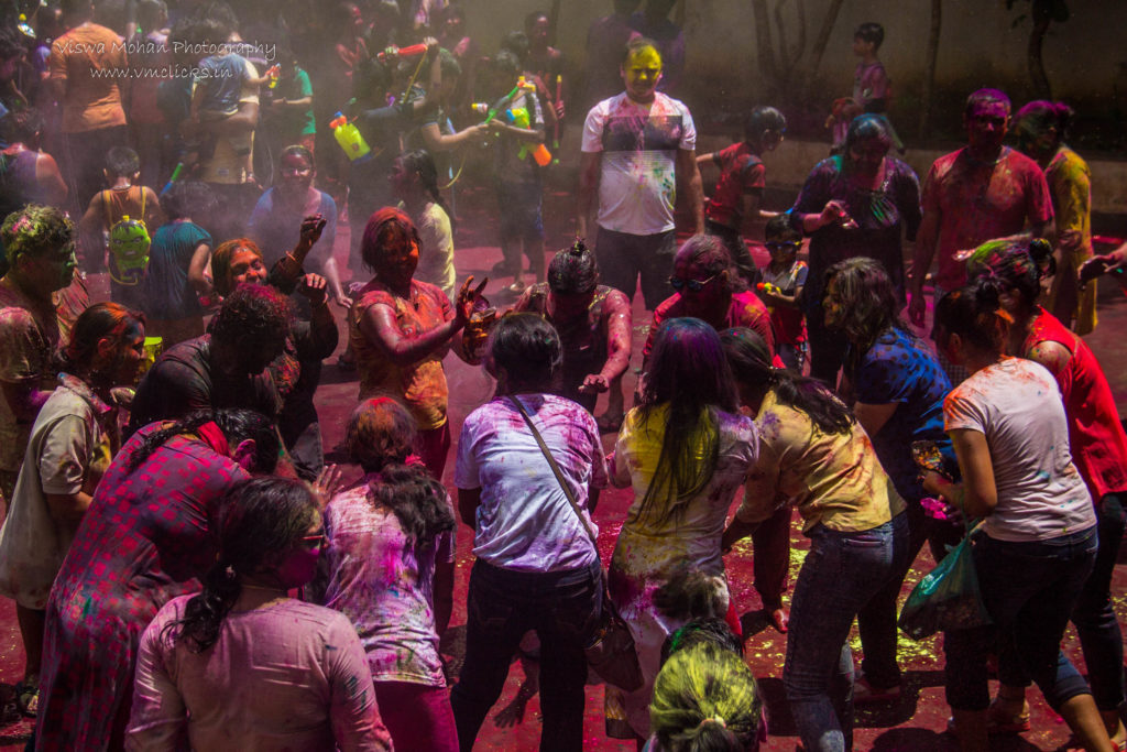 Holi Celebrations @ Alpyne